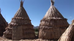 Titicaca Lake Stock Footage