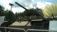 Heavy Tank Stock Footage