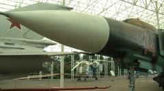 MiG-23 Part 2 Stock Footage