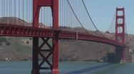Golden Gate Bridge HD Stock Footage