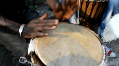 African musicians Stock Footage