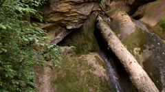 Water flow Stock Footage