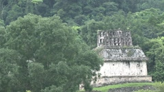 Palenque - stock footage