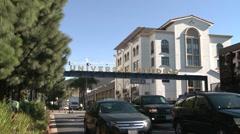 Stock Video Footage of LA Universal 0111 1