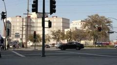 LA County Jail HD - stock footage
