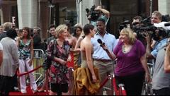 Emma Watson Stock Footage