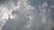 Sky timelapse Stock Footage