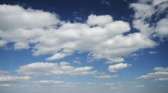 Clouds Stock Footage