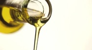 Stock Video Footage of virgin olive oil