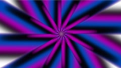 rotation windmill and whirlwind,rays light pulse.abstract,backgrounds,animation - stock footage
