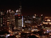 Chicago Skyline Lights at Night in Time-lapse – 400x300 Stock Footage