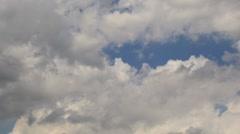 Timelapse Clouds Sun 2 Rain HD PAL Stock Footage