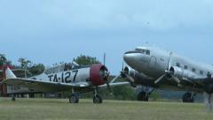 TA-127 - stock footage
