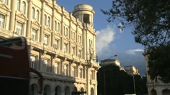 Cuban Street View Stock Footage