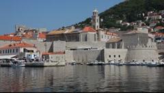 Dubrovnik, Croatia - stock footage