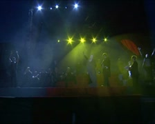 Event concert Stock Footage