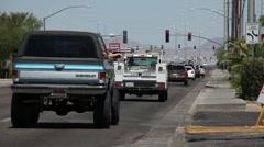 Traffic 2 - stock footage