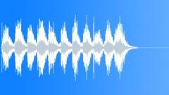 10 to zero - male countdown - resonating voice - sound effect
