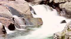 Flowing waters Stock Footage