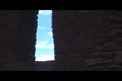 Chaco Canyon 02 - stock footage