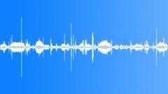 Long metallic creaking - sound effect