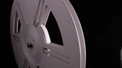 S8 Film Reel - stock footage