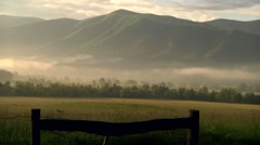 Great Smoky Mountains - stock footage