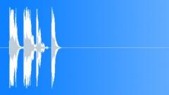 Robotic noise fragments 1 Sound Effect