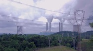 Stock Video Footage of Power Plant