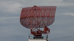 Radar 01 - stock footage