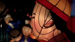 Chinaman Lantern CU01 Stock Footage