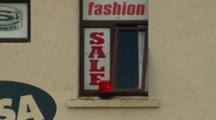 Fashion Sale 01 Stock Footage
