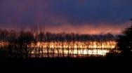 Sunset T05 Stock Footage