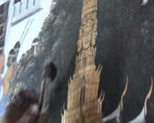 Restorer Stock Footage