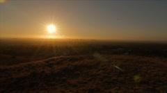 Costa Mesa Sunset - 2 Stock Footage