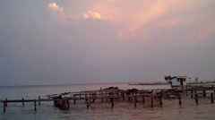 Tidung Island Jakarta Stock Footage