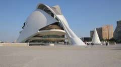 City of Arts and Sciences 23 Stock Footage