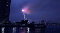 Fourth of July - stock footage