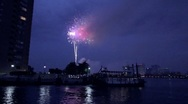 Stock Video Footage of Fourth of July