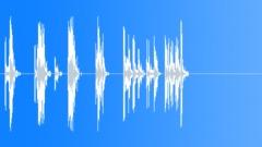 Wardrobe noise 1 Sound Effect