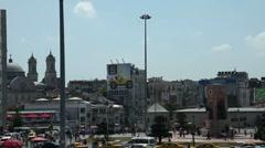 Taksim square HD 1080p Stock Footage