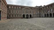 Dublin Castle Stock Footage