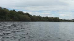 Lake View 5 - stock footage