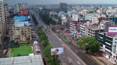 Dhaka Stock Footage