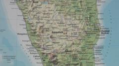 Bangalore City Stock Footage