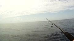 Fishing POV Stock Footage