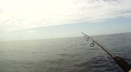 Stock Video Footage of Fishing POV