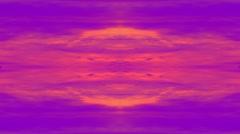 Purple Magenta Kaleidescope Stock Footage