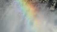 Stock Video Footage of Rainbow spray 02