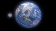 Earth movement Stock Footage